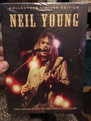 Neil Young Hurricane Dvd Boxset Collectors Limited Edition BRAND NEW SEALED
