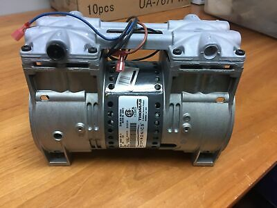 Thomas 2660CE54 / 979D 5.1 CFM Hi Flow Compressor for Pond Aeration Respironics