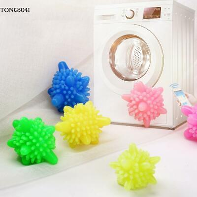 Clothes Washing Ball Reusable Machine Cloth Laundry Cleaning Dirt O041