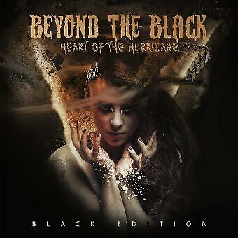 Beyond The Black - Heart Of The Hurricane (Black Edition) CD (2) We Love Mu NEW