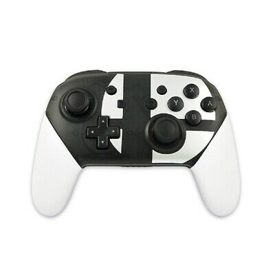 For Nin-Switch Pro Controller Super Smash Bros Ultimate Edition Gamepad White