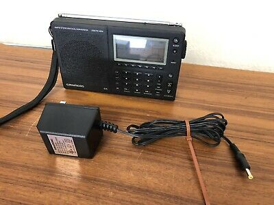 Grundig G5 Radio Working Read!