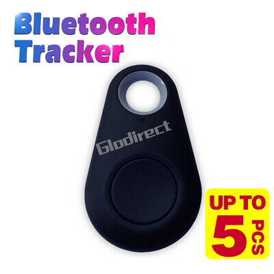 Bluetooth Dog Tracker GPS Pet Tracking Finder Key Locator Tracer For iPhone iOS