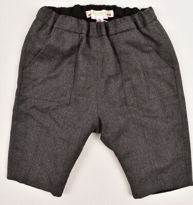 BONPOINT Baby Boys' Pants, Grey, size 3 months