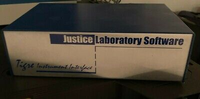 Justice Laboratory Software Tigre III Laboratory Interface System