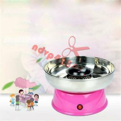 Commercial Household Electric Cotton Candy Machine Pink Mini Candy Floss Mchine