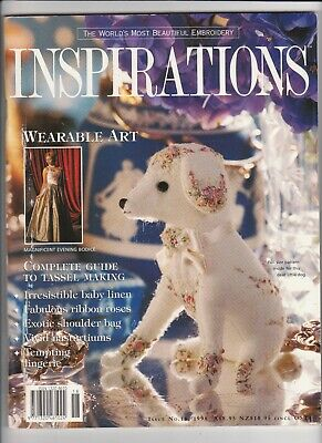 Inspirations Magazine - Issue No 18 -  1998