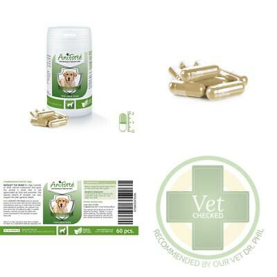 AniForte Tick Shield Capsules Large Dogs (60 pieces)   100% Pure & Natural  ...