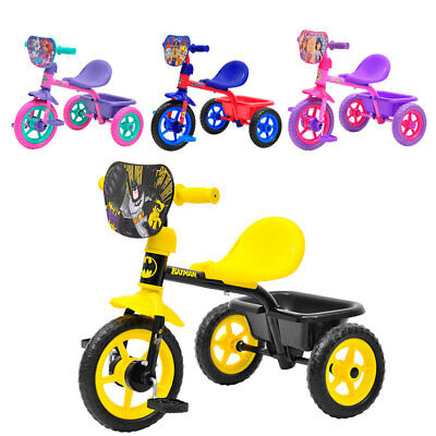 Pedal Bike Trike Ride On Toy Bucket Kids/Children/Toddler 3y+ for Boys & Girls