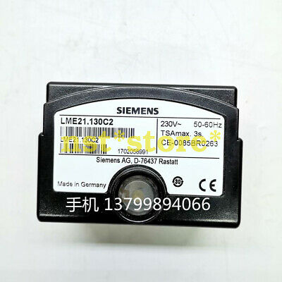 Made in China Siemens program controller Control box LME21.130C2