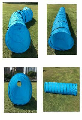 FurryFriends Pet Agility Tunnel, Outdoor Training and Exercise Equipment for...