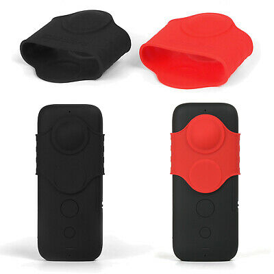 Sunnylife Anti-Scratch Silicone Camera Case Protective Cover for Insta360 ONE X