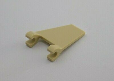 Lego 2x Aircraft Aircraft Helicopter Pad Ski 1x6 Beige//Tan 15540 New