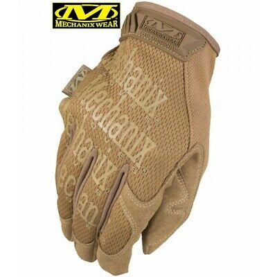 Guanti Mechanix Original Coyote