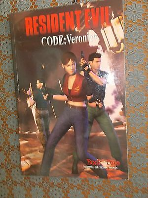 Resident Evil Code Veronica X comic book 1