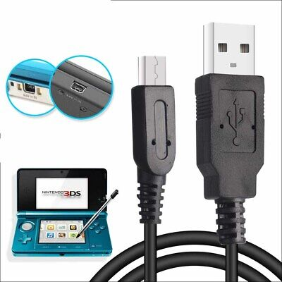 1.1M USB Charger Cable Lead For Nintendo 2DS N2DS Console Charging Power Lead UK