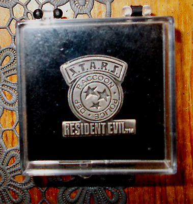 Resident Evil S.T.A.R.S. Raccoon Police pin
