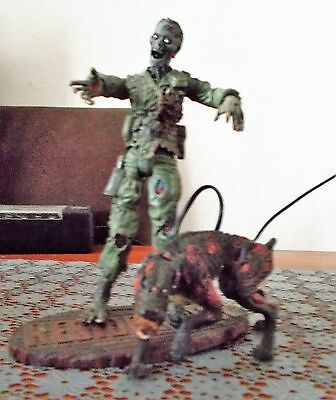 Resident Evil/Biohazard zombie soldier with cerberus from Palisades