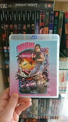 Miami Connection blu ray VERY RARE (Draft house films) OOP 88 ARROW VIDEO INT