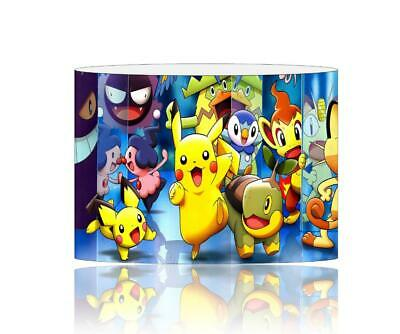 (022) Pokemon Lampshade / Ceiling Light Shade Kids Free P+P