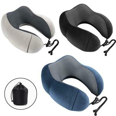 Neck Support Memory Foam Rebound Travel Pillow Car Airplane Airplane Pillow BG