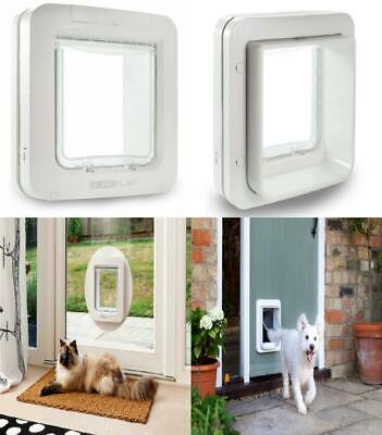 SureFlap Microchip Pet Door, One Size, White
