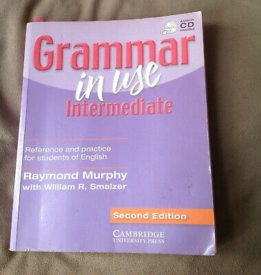 GCSE Exam Grammar in Use Intermediate English Cambridge University Press