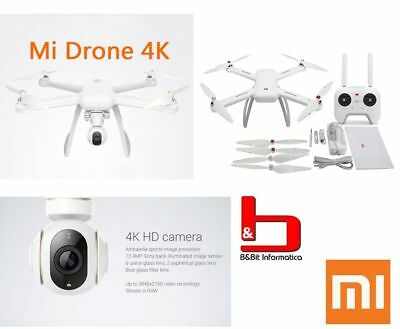 Xiaomi Mi Drone WIFI FPV 4K 30fps Camera 3-Axis Gimbal GPS RC Drone Quadcopter