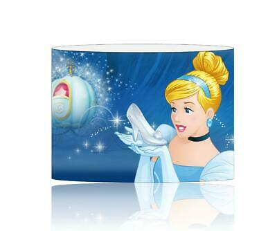 (087)  Cinderella Princess Lampshade / Ceiling Light Shade Kids Free P+P