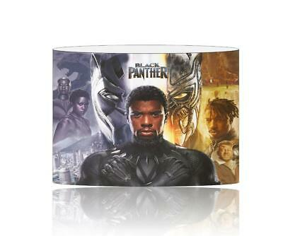 (100)  Black Panther Lampshade / Ceiling Light Shade Kids Free P+P