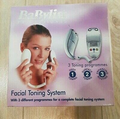 Babyliss Ultimate Facial Toning System anti aging facelift