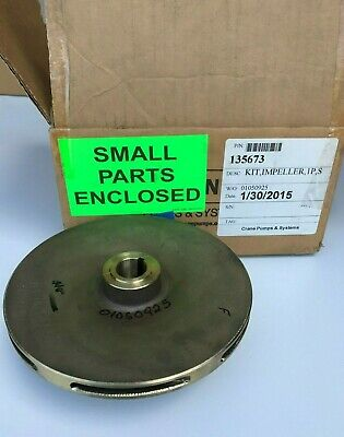 Crane Weinman Pump Impeller Kit 1P S