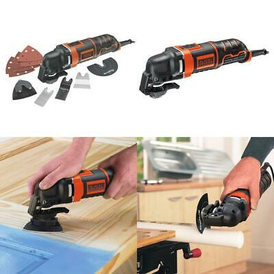 BLACK+DECKER Multi-Oscillating Tool, 300 W