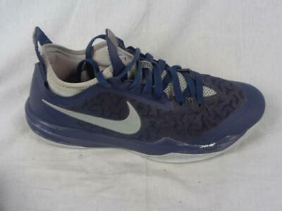 new style 3fa24 ae300 Nike Zoom Crusader Men s Size 9 Basketball Shoes Navy Blue Grey 644698-401