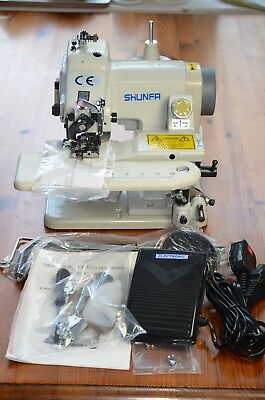 Blind Hem Felling Sewing Machine Table Top Model..top Quality