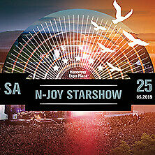 N-Joy Starshow Plaza Festival Tickets Hannover 25.05.2019