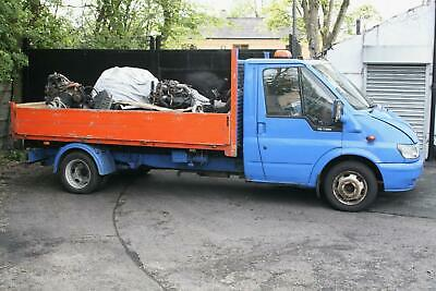 FORD TRANSIT  TWIN WHEEL DROP SIDE TIPPER 2.5Di ENGINE & GEARBOX SPARES REPAIR