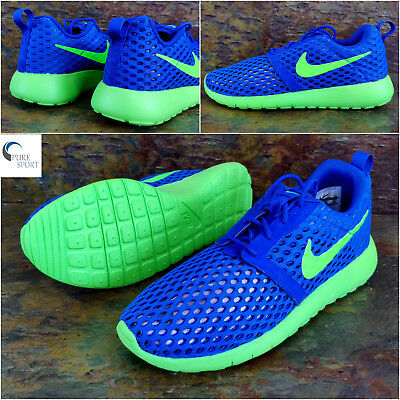 86a560cdd8a3 NIKE ROSHE ONE Flight Weight Gs Older Kids Trainers Size Uk 3.5 Eu 36 PureS