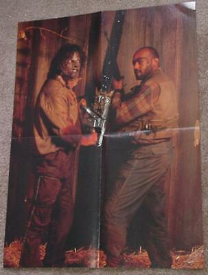 Texas Chainsaw Massacre Poster # 1 Leatherface
