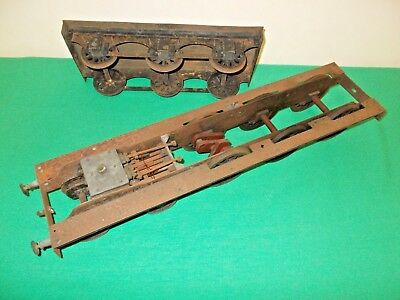 "3 1/2"" Gauge L.N.W.R 'EXPERIMENT' CARSON for BASSETT LOWKE Kit Built Circa 1912."