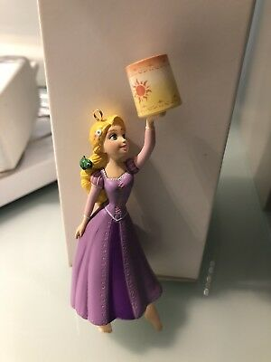 Hallmark 2012 Disney Ornament Tangled Its All About the Hair Rapunzel Enredados
