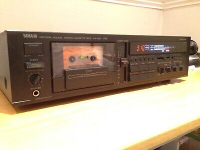 yamaha Hi End Kx-500 Rs Cassette Tape deck Player Recorder Hi Fi Separate