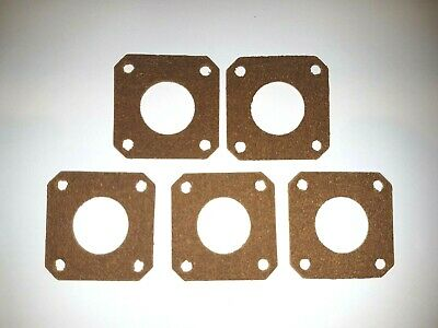 Nema17 Stepper Motor Anti Vibration Quality Cork dampers (x 5) 3D printers, CNC.