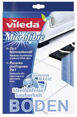 Vileda Microfibre Ground 2in1 to Dried Pollution