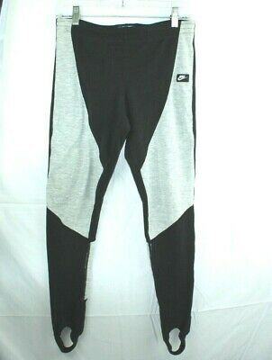 7b7a750893bad VTG Nike Track Stirrup Pants Women Large Blue Tag Early 90s Drawstring  Waist A3