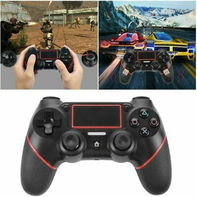 Wireless Bluetooth Gamepad Controller for Dualshock4 PS4 Sony PlayStation 4 RED