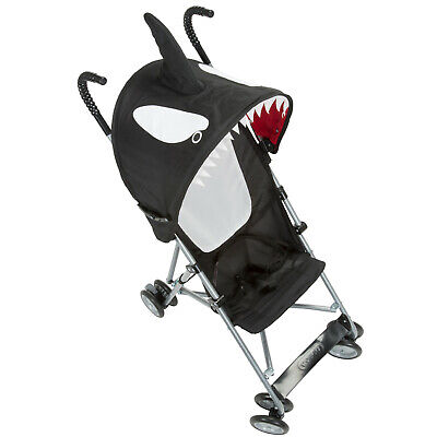 Cosco Character Umbrella Stroller with Compact & Lightweight Frame, Whale