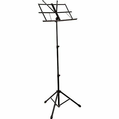 Proel Rsm600 Bookstand Music Professional in Heavy Duty Steel Tubular with Bag