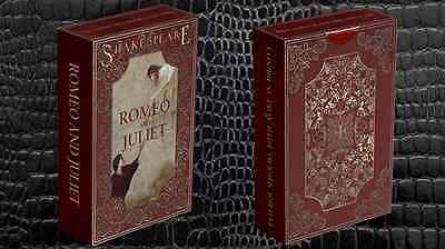 Montague vs Capulet Playing Cards - Romeo And Juliet