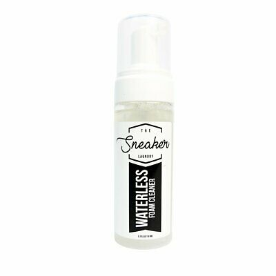 The Sneaker Laundry Waterless Foam Cleaner Shoe Care & Repair Stain Remover